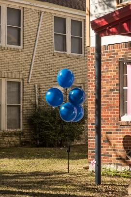 4. Blue Balloons