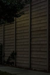 Dark Fence: HEB